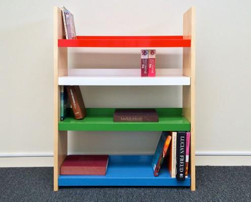 Pacific Holding Bookshelf
