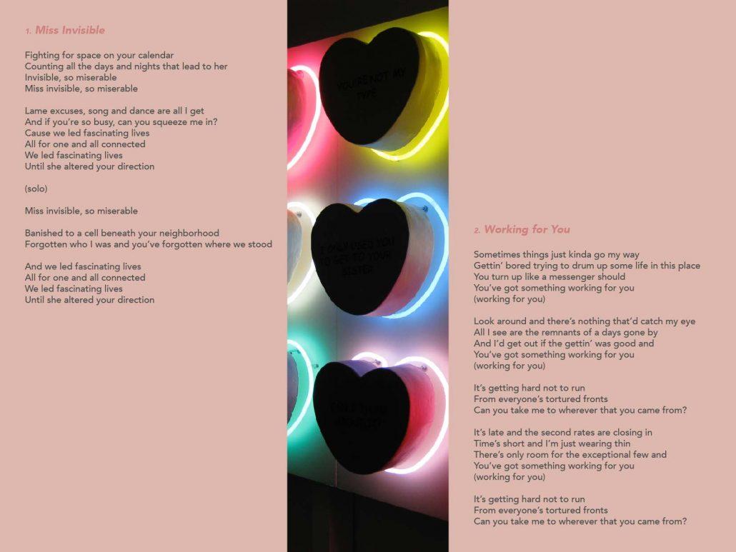 Digital Booklet page 1